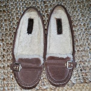 Michael Kors moccason loafers